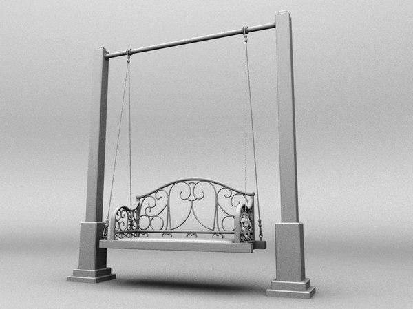 3D swing adult