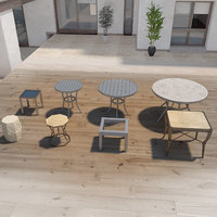 outdoor tables 3D model