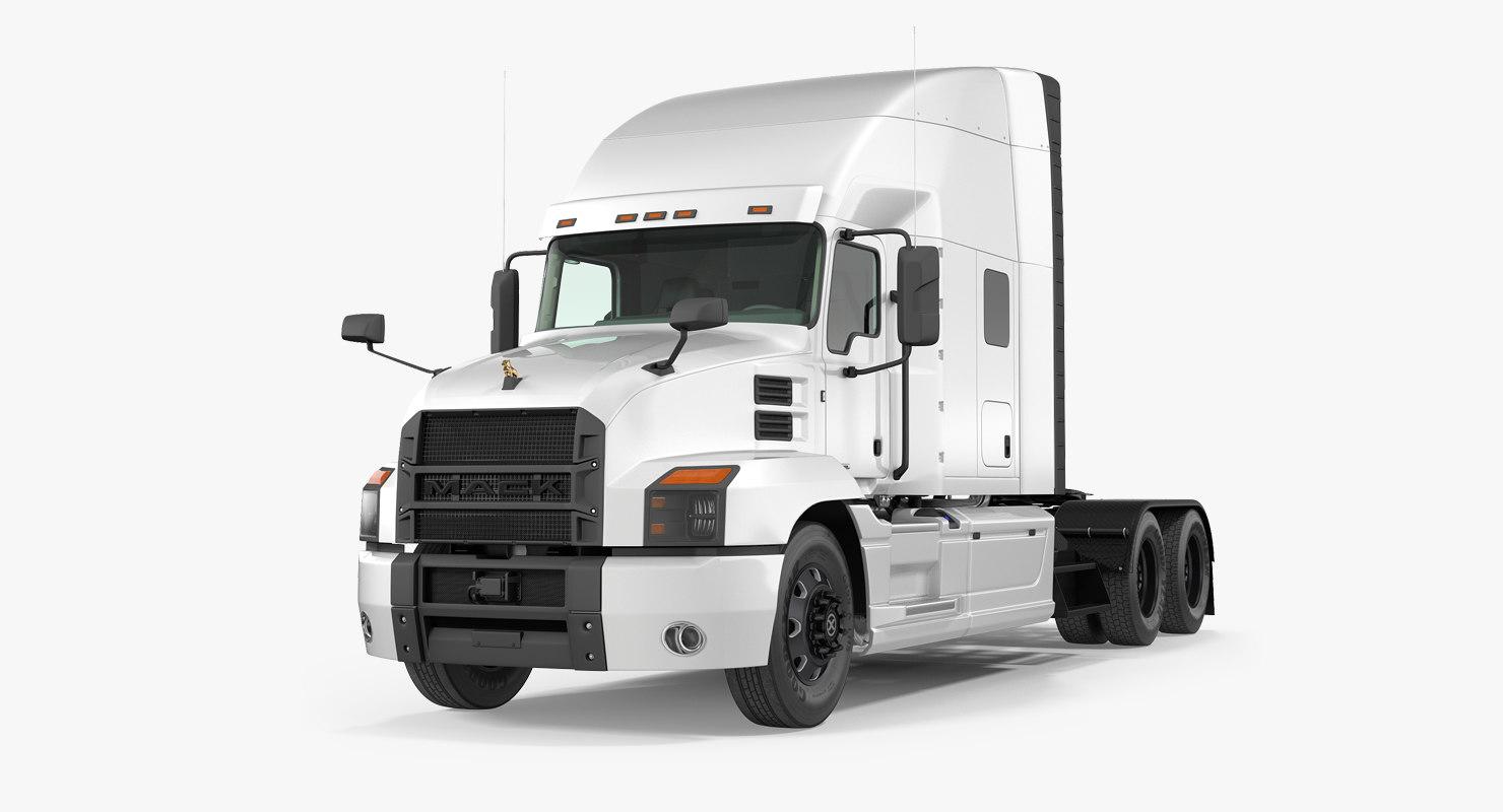 mack anthem truck 2018 model