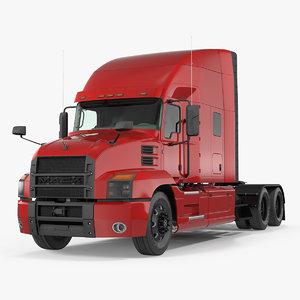 mack anthem truck 2018 3D model