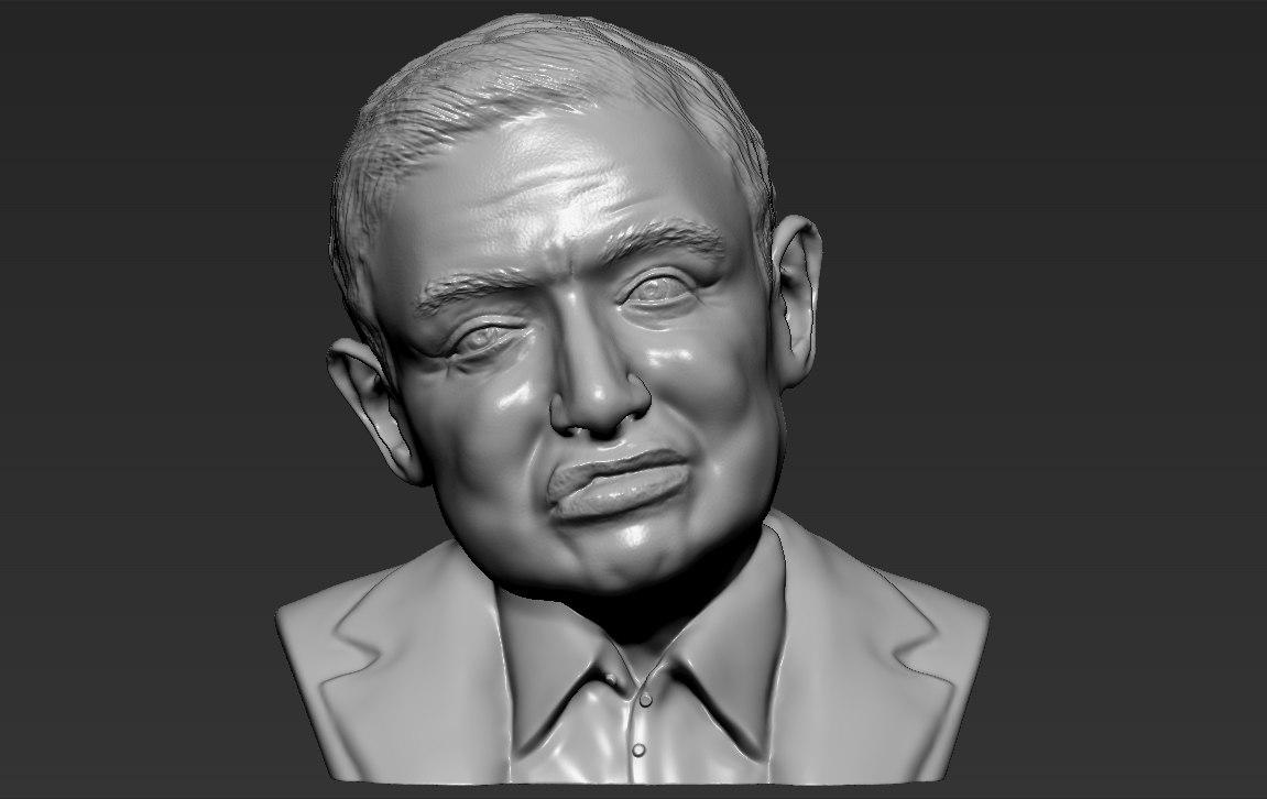 3D stephen hawking ready printing