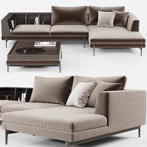 ditreitalia kim sofa model