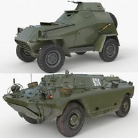 Military Car Collection Vray 001