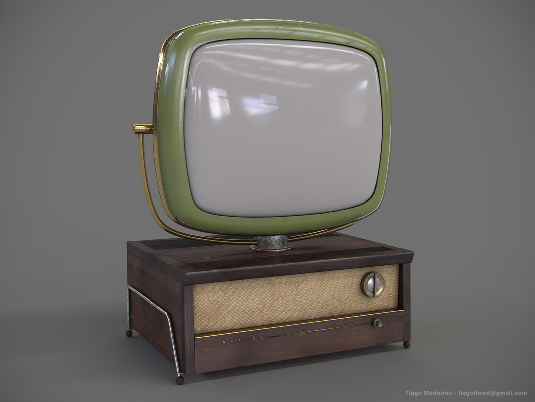 3D television philco predicta model
