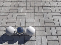 floor tiles scan 3D