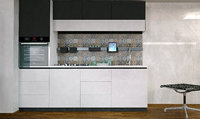 interior design modern kitchen 3D model