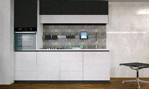 interior design modern kitchen 3D model