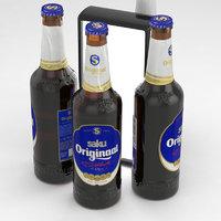Beer Bottle Saku Originaal 500ml