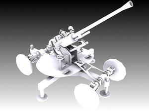 3D 37mm m1939 automatic air model