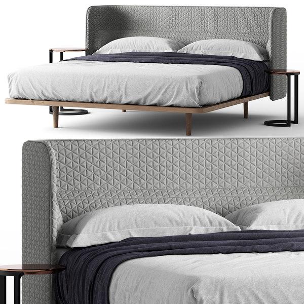 nau aran bed 3D