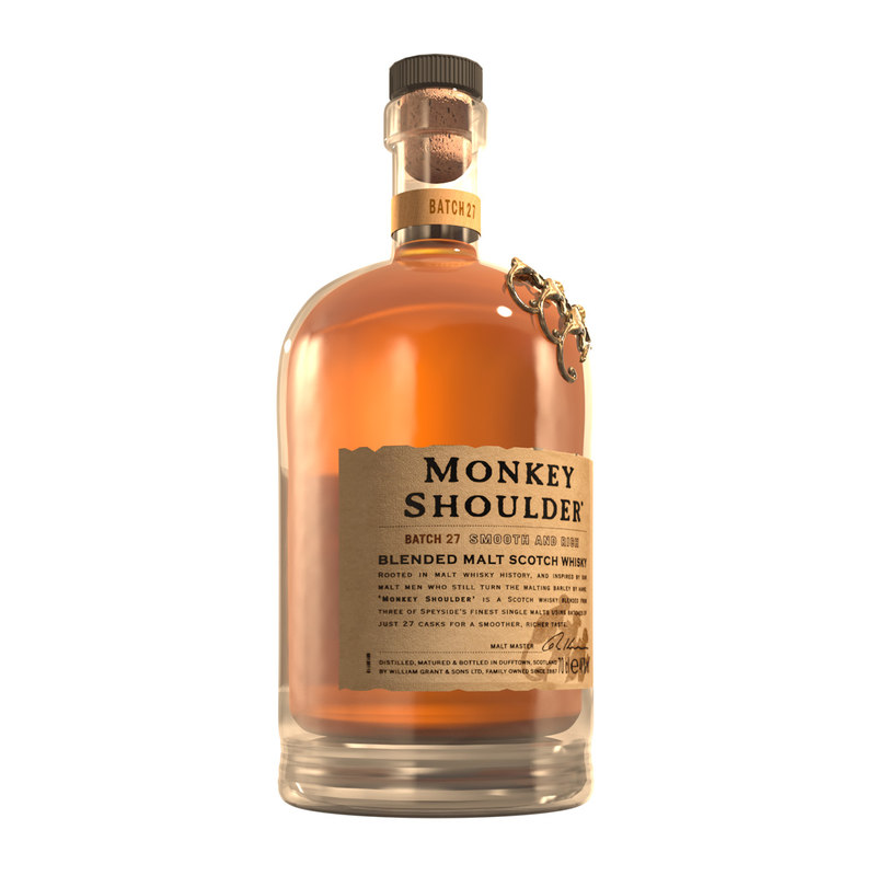monkey shoulder model