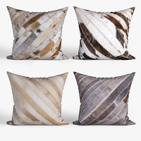 3D decorative pillows houzz torino model