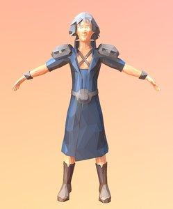 3D swordsman games stylised