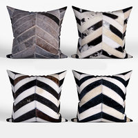 decorative pillows houzz torino 3D model
