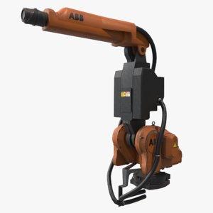 3D abb irb 5400