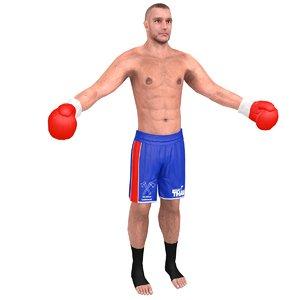 kickboxer 1 3D