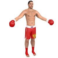 3D kickboxer games