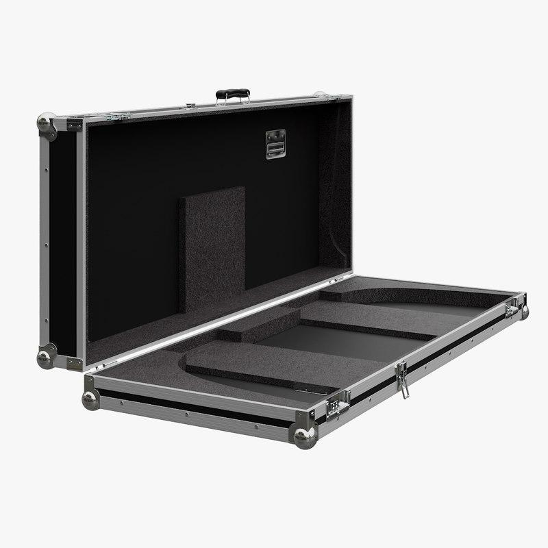 case keyboard 3D model