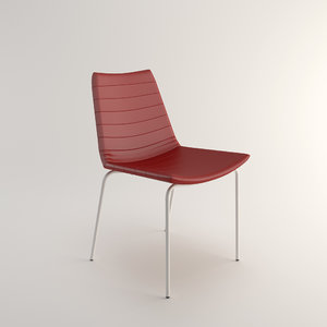 3D cover chair