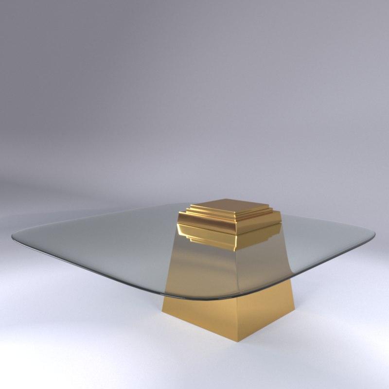 eichholtz coffee table orient model