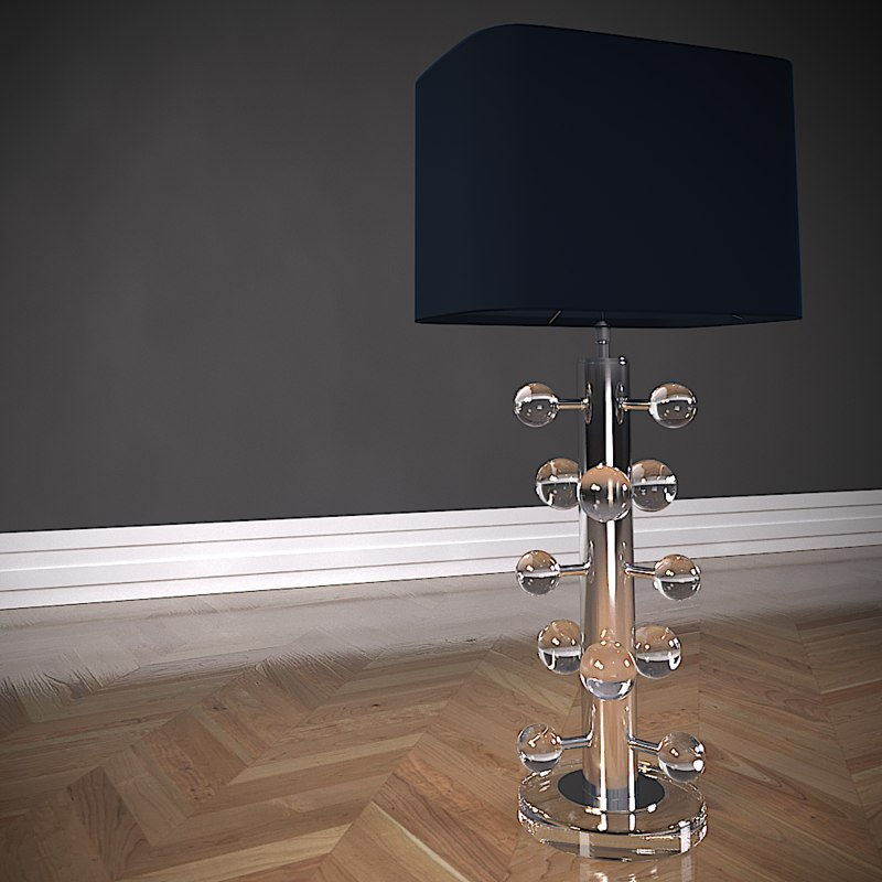table lamp lucillo 3D model