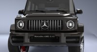 Mercedes-AMG G 63 2018-2019 W464