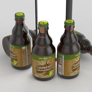 beer 3D
