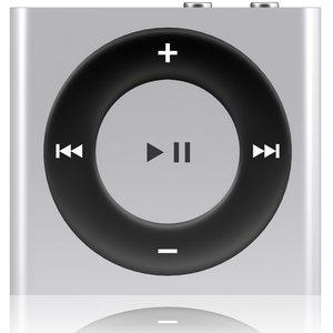 3D 4th generation ipod shuffle