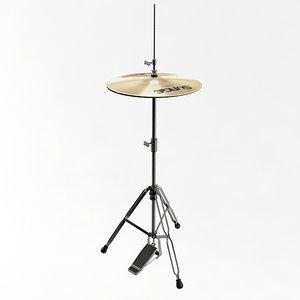 hi hat cymbal model