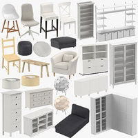 Scandinavian Furniture 01