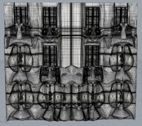 3D model casa batllo facade ready