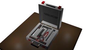 3D toolkit repairing model
