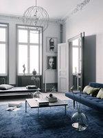 3D model scandinavian interior scene