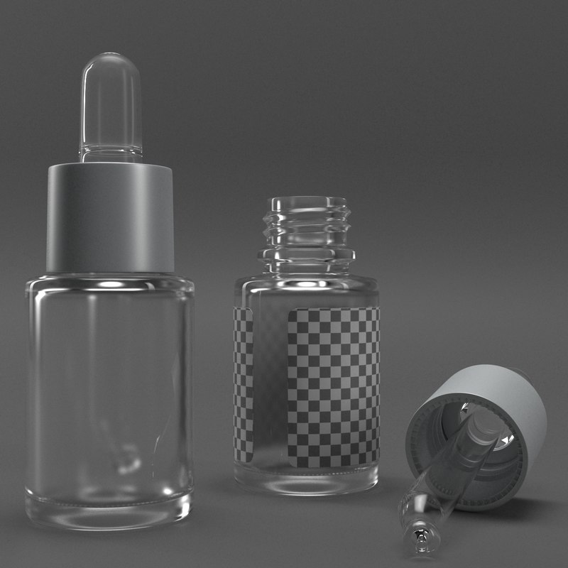 13ml bottle model