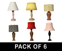 Lams Collection - Pack of 6