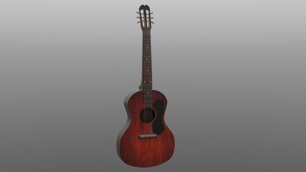 acoustic guitar model