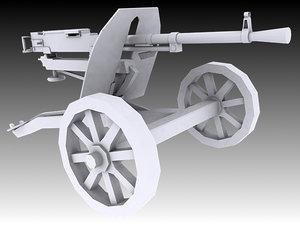3D sg-43 goryunov model