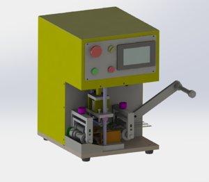 3D resistance bending machine