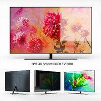 Samsung Q9F 4K Smart QLED TV 2018 - 55, 65 y 75 pulgadas