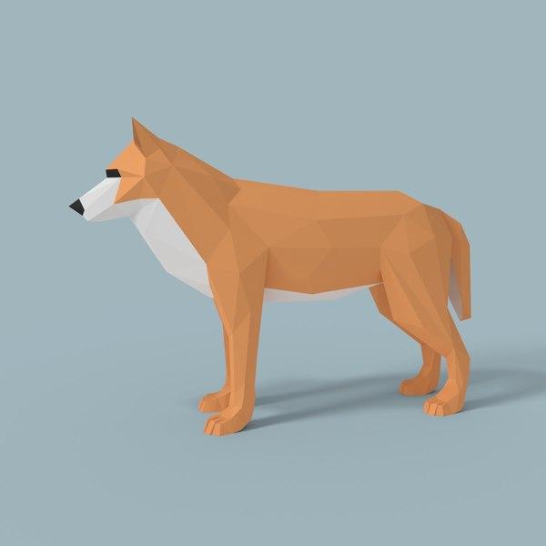 3D cartoon ar model