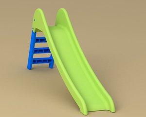 3D slide