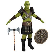 orc warrior model