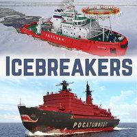 icebreakers baltika oblique model