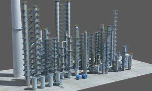 3D industry tanks