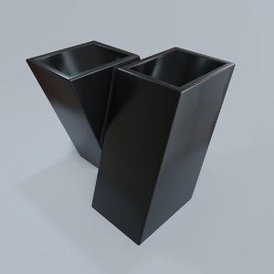double holder 3D model
