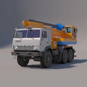 drilling crane machines model