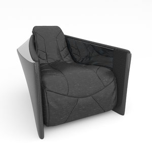 3D modern titan chair