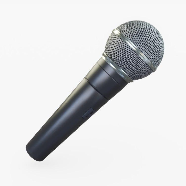 microphone mic model