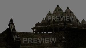 shiva temple model