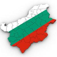 bulgaria 3D model